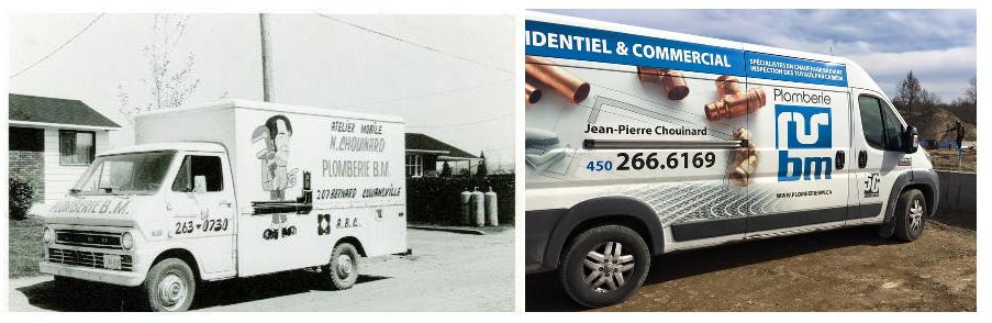 Plomberie BM inc. votre plombier par excellence à Cowansville depuis 1964.